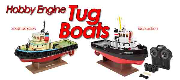 Hobby Engine Tugs